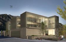 Nou edifici per als serveis d'emergència a Santa Coloma
