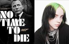 Billie Eilish i la banda sonora de James Bond