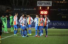 L'FC Andorra rebrà més de 130.000 euros de l'RFEF