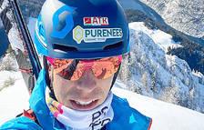 L'esquiador de muntanya Gerber Martin