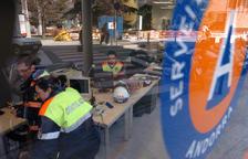 El comú té 330.000 euros en multes d'aparcament pendents de cobrar