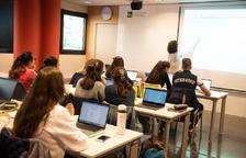 L'UdA obre les aules als estudiants de batxillerat
