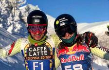 Bartumeu Gabriel, Kevin Courrieu i Matías Vargas milloren punts FIS