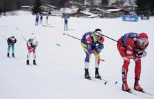 Esteve es manté al Top-30 al Tour de Ski