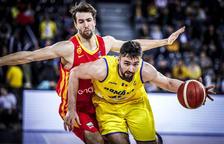 Todorovic i Llovet obren les finestres FIBA amb victòria
