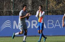L'Atlètic Llevant agreuja la crisi de l'FC Andorra