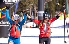 L'Andorra Skimo apunta a la tercera etapa