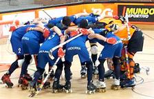 La selecció, al grup B de l'Europeu, amb Portugal