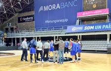 El MoraBanc es posa el xip del play-off