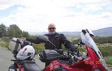 Sortides en moto per sentir-se part de l'entorn
