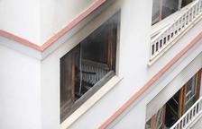 Incendi en un pis a Sant Julià de Lòria