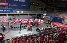 La Creu Roja, satisfeta amb la campanya de donació