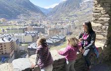 Passar la nit en un refugi de muntanya amb la família