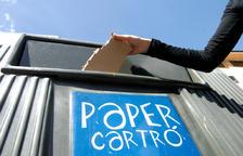 Els gestors de residus demanen mesures per la crisi del cartró
