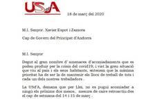 L'USdA demana a Espot que no es pugui acomiadar durant dos mesos