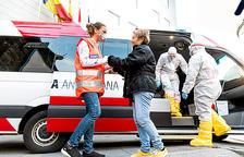 Prop de 40 usuaris d'El Cedre es traslladen a un hotel