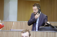 El PS proposa utilitzar les reserves d'Andorra Telecom per pagar salaris