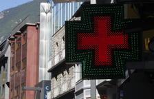 La Farmàcia Abarset de Canillo tanca preventivament a partir d'avui
