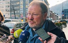El conseller general del grup parlamentari Socialdemòcrata Jordi Font