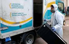 L'hospital genera més del doble de residus que habitualment