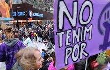 Acció Feminista vol una reforma laboral per evitar la bretxa salarial