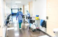 Intubació als pacients amb més opcions de viure