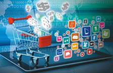 Els empresaris preparen una pàgina web per vendre productes del país