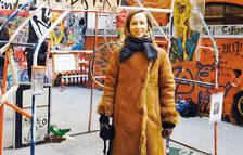 L'escriptora Teresa Colom