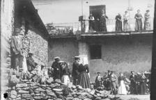 CASA ROSSELL, una de les més antigues d'Andorra.