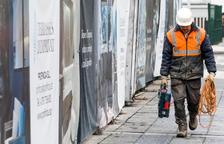 La construcció anuncia ERTO generalitzats a partir del maig
