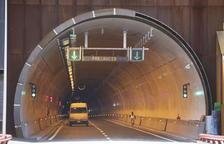 Reobert el túnel de les Dos Valires