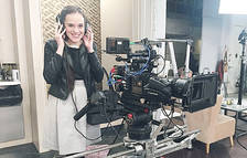 L'actriu i directora de 27 anys, Núria Montes.