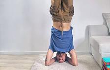 Evadir tots els problemes del dia a dia amb el ioga