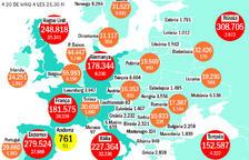 Espanya aprova la pròrroga de l'estat d'alarma fins al 7 de juny