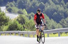 Desconnectar per la muntanya sobre la bicicleta