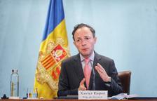 Xavier Espot ha anunciat el desconfinament general l'1 de juny