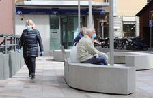 Espais reservats per a gent gran i persones vulnerables