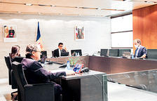 Enric Dolsa critica el pressupost destinat al gabinet de cònsols
