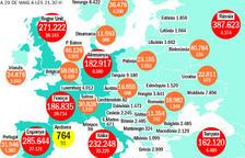 Itàlia adverteix d'un nou rebrot a la tardor