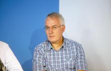 L'enginyer Jordi Deu, autor de l'estudi.