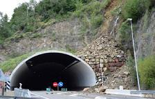 El Govern licita d'urgència les obres a la carretera d'Aixirivall