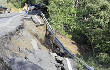 L'accés a Aixirivall continuarà tancat almenys fins dilluns