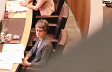 La consellera del PS, Susanna Vela.