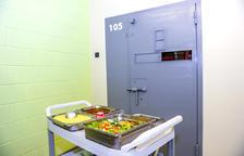 Els àpats dels presos costen 11 euros per dia i intern