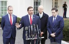 Senadors dels EUA volen sancions per als països que han contractat cubans