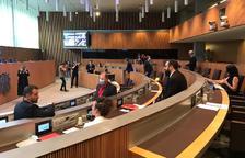 El Consell aprova per unanimitat la Llei de reducció salarial