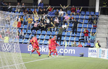 La selecció tornarà en escena el 3 de setembre contra Letònia