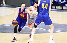 Barça i Baskonia es disputaran el títol de la Lliga Endesa