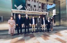 Nou universitaris entren a formar part de Vall Banc durant dos mesos