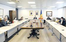 Els comuns aporten set milions d'euros a l'espera del que doni Sant Julià de Lòria
